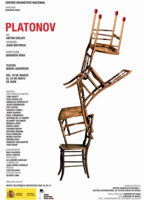 Platonov o el efecto gaseosa